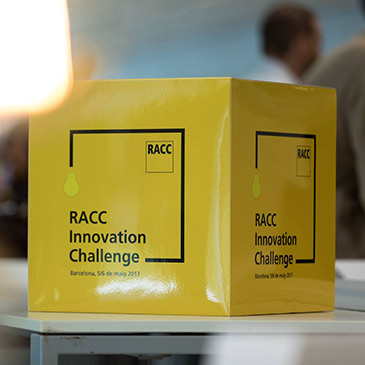 RACC INNOVATION CHALLENGE